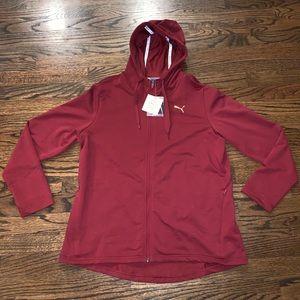 New Puma Zip-up Jacket